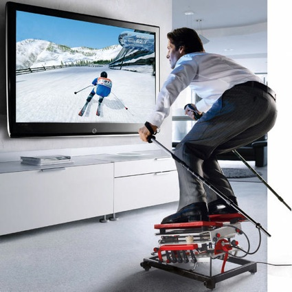 SKIGYM: катаемся на лыжах дома круглый год