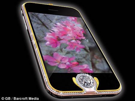 Самый дорогой мобильный телефон Kings Button.