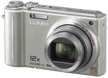 Panasonic DMC-TZ7: первая в мире камера с Digital Stereo Creator