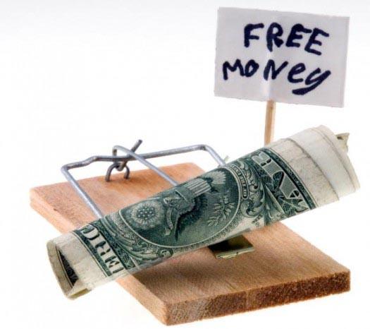 Ничего бесплатного не бывает