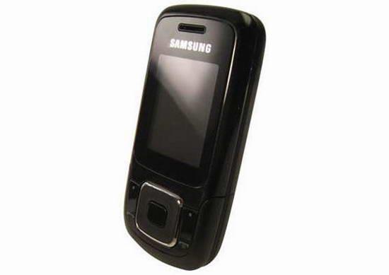 Простой слайдер Samsung E1360