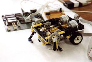 Робот, управляемый IEA