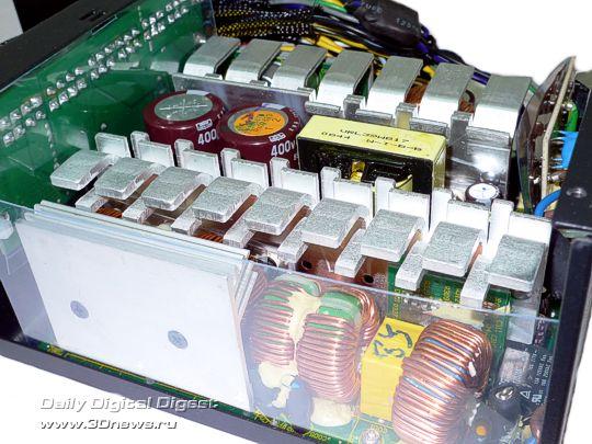 Блок питания Seasonic SS-850EM производства компании Sea Sonic Electronics - модель действительно новая...