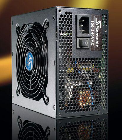 ...новинкой производства компании Sea Sonic Electronics - модульным блоком питания SS-850EM новой серии Seasonic M12D.