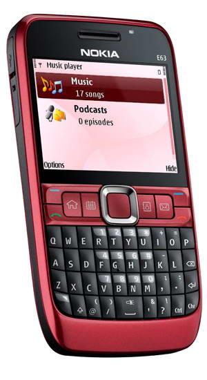 оригинал.  По сути, это урезанная версия Nokia E71, лишенная некоторых функций, но все также имеющая...