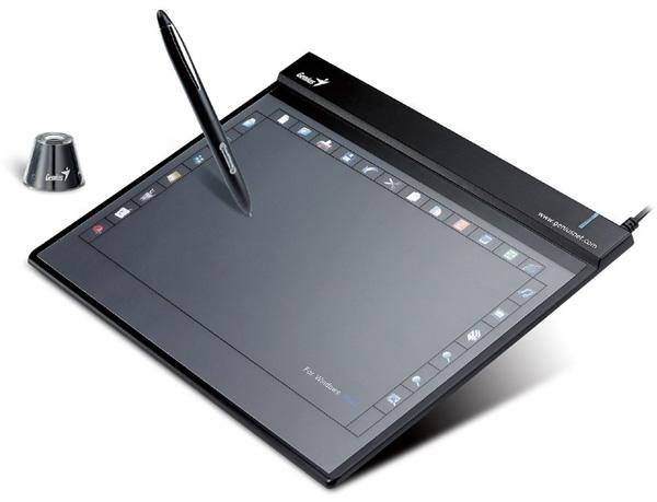 Купить графический планшет Genius в Николаеве.
