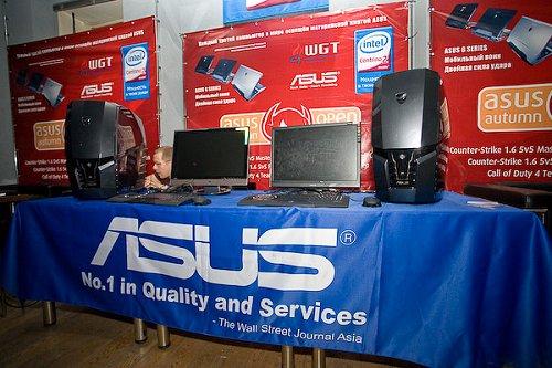Мощный компьютер ASUS ARES CG6155 для геймеров