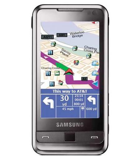 Samsung SGH-i900/i910 Omnia