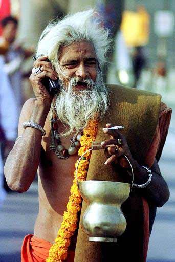 Мобильные телефоны помогают развивающимся странам