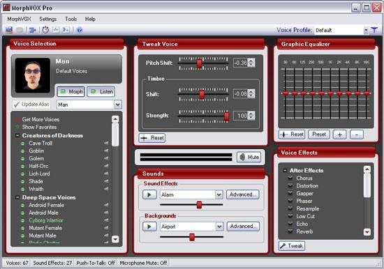 MorphVOX Pro изменение голоса для скайпа скачать бесплатно торрент.