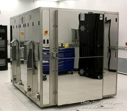 Боевой 100-кВт лазер Northrop Grumman