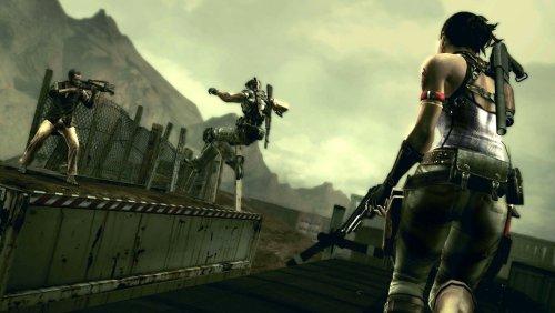 Resident Evil 6 ����� ������ 8 ���