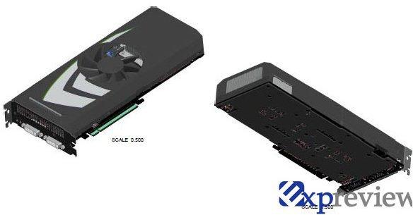 Двухъярусная версия GeForce GTX 295, - станет размещаться на одной плате.
