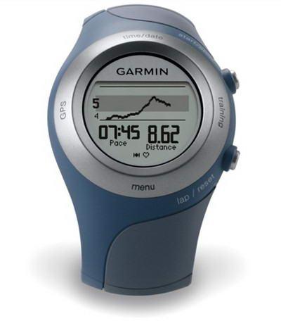Часы Garmin Forerunner 405CX выступают преемником модели Forerunner 405.
