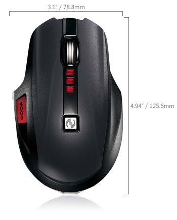 Мышь SideWinder X8: оружие для виртуальной войны