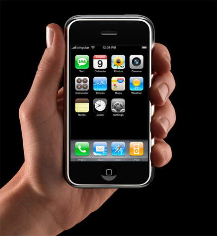 Новая версия iPhone скоро поступит в продажу.