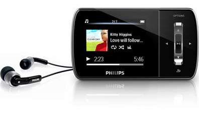 Philips GoGear Aria: плеер для любознательных меломанов
