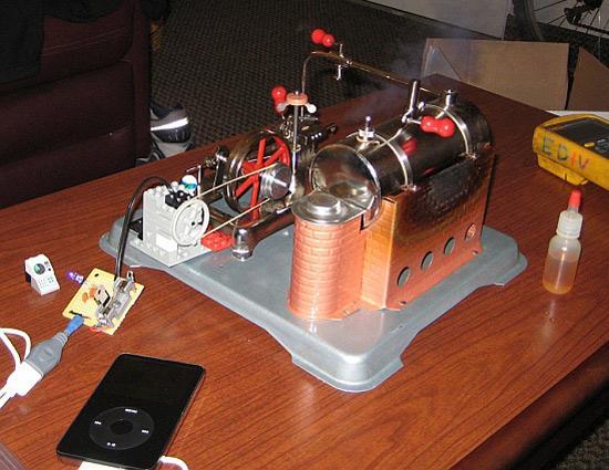 Схема самодельного зарядного устройства для зарядки аккумуляторных батарей.