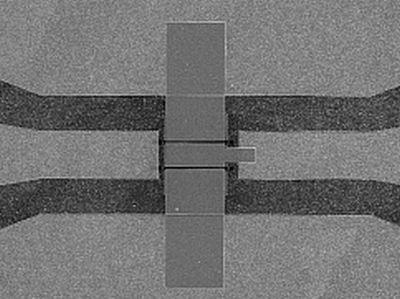 Алмазный транзистор