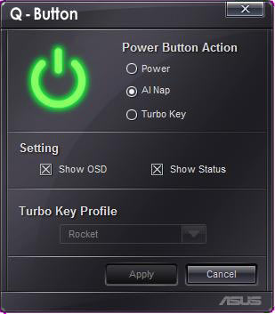 ASUS M4A79T Deluxe Q-Button