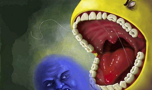 Pac-Man борется с болезнью Альцгеймера