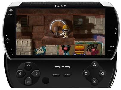 Производство PSP Go прекращено