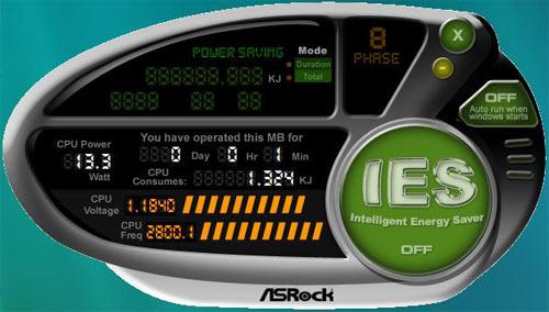 ASRock X58 Deluxe IES