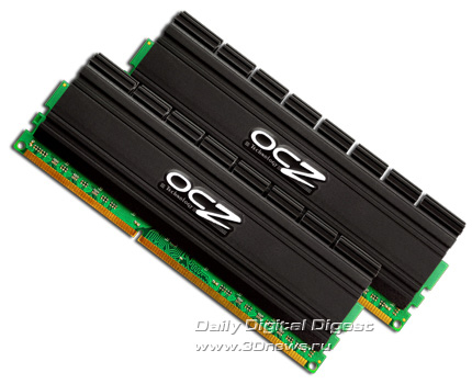 OCZ DDR2 Blade Series Low Voltage Memory Kit