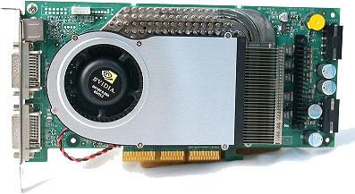 NVIDIA GeForce 6800 Ultra Extreme