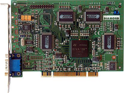 Riva 128 (NVIDIA NV3)
