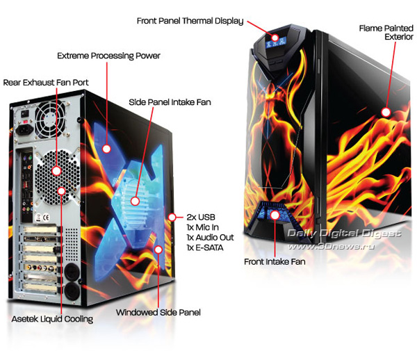 iBuyPower Chimera Gaming System