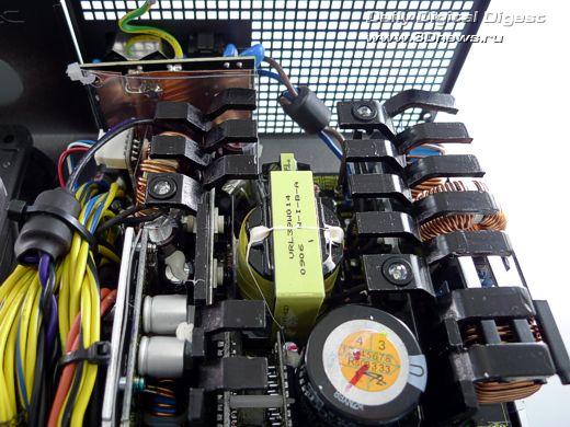 Подсветка Antec Truepower TP-750 Blue