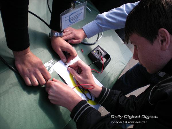 Если патч-корд изготовлен неправильно (не прозванивается или не соответствует схеме обжима Ethernet 100BASE-T по...