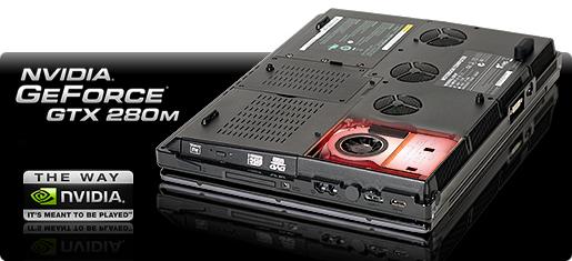 NVIDIA GeForce GTX 280M Graphics