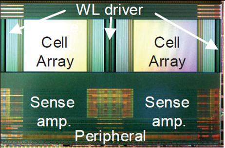 Создан чип многослойной флэш-памяти емкостью 32 Гбит