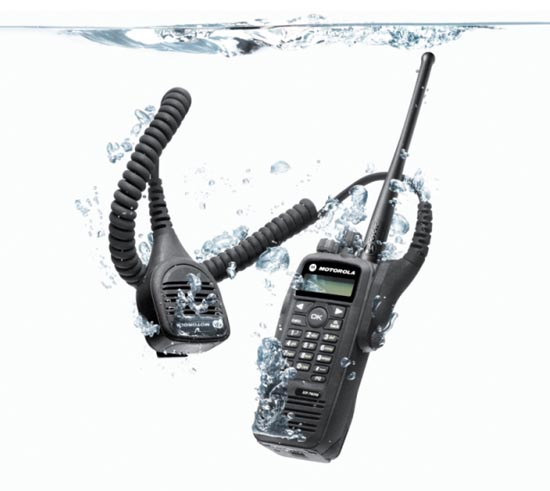 Влагозащищенная Motorola
