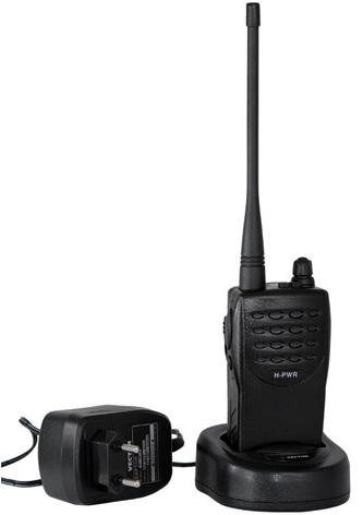 'Стакан' для зарядки радиостанций - может быть укомплектован штекером для включения в прикуриватель автомобиля