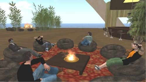 Разговоры у виртуального костра