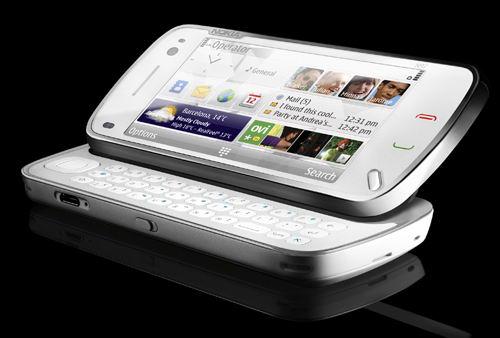 Низкие продажи Nokia N97