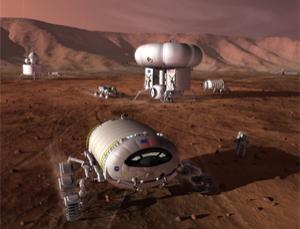 С базами на Марсе придется повременить