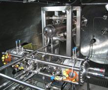 Два соединенных двигателя Стирлинга