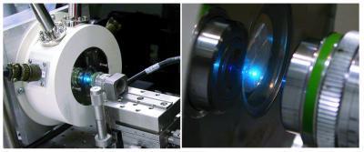 самый маленький в мире полупроводниковый лазер