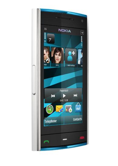 оригинал.  Так же, как и Nokia N97 mini, смартфон Nokia X6 появится в продаже ценой 450 евро.