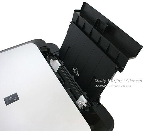 Canon PIXMA MP640. Задний лоток установки бумаги