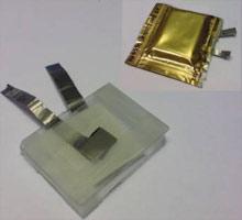 Разработан аккумулятор из соли и бумаги