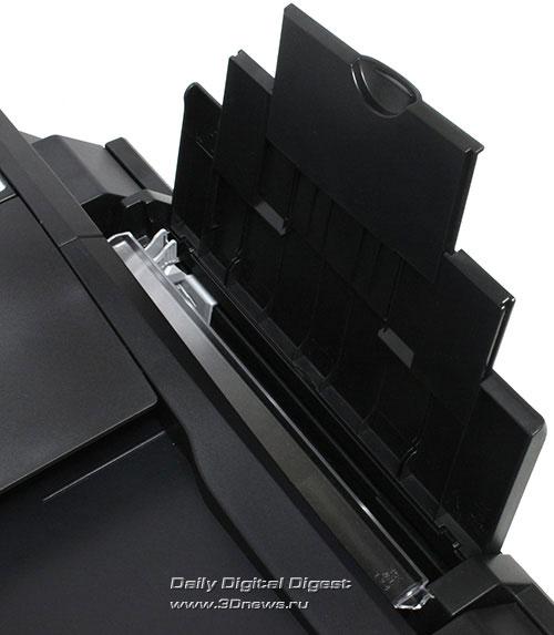 Epson Stylus Office TX300F. Лоток для бумаги