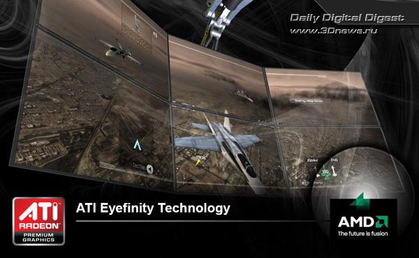 ATI Eyefinity Technology