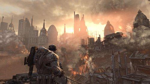 О Gears of War 3 и новом проекте Epic