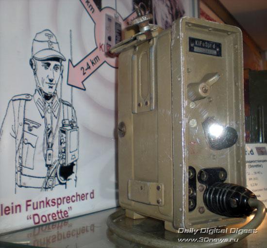 УКВ-радиостанция 'Доретта'
