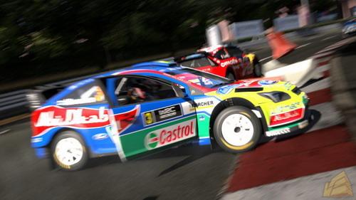 скриншоты гоночной игры Gran Turismo 5